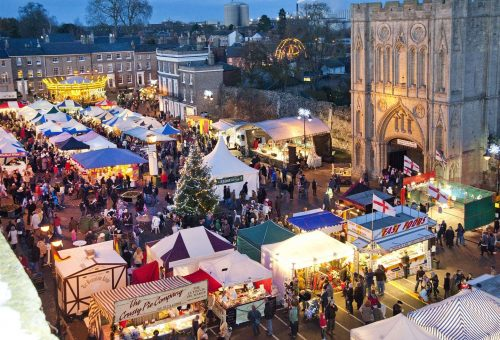 Bury Christmas Market