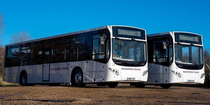46 Seat PSVAR Service Buses (New!)