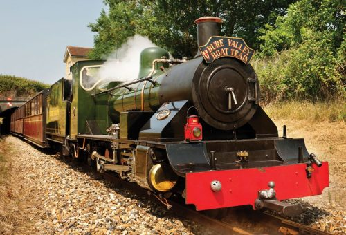 Bure Valley Train & Broads Cruise Package