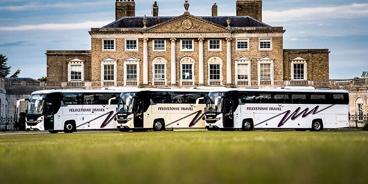 53 Seater Executive Coaches