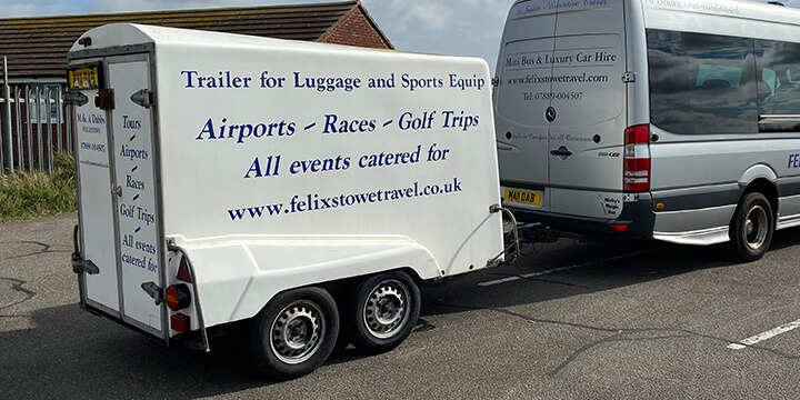 Going on holiday with sports equipment?